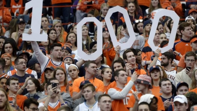 Media Professionals Agree: Jim Boeheim Has 1000 Wins