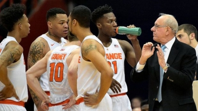 A Way Too Early Look at Syracuse Basketball's Next Starting Five