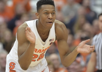 Tyus Battle is Learning From Former SU Prospect's Mistakes