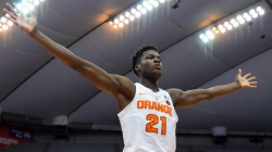 What Happened as Syracuse Played UNC Greensboro?