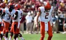 Dungey is Injury Prone, Should Syracuse Football Worry about QB Depth?