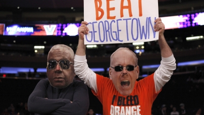 Syracuse Fans, The Georgetown Rivalry Is Over