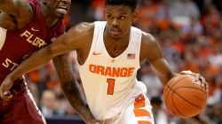 Evaluating Syracuse's Point Guard Situation Moving Forward
