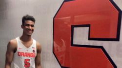 Highly-Touted 2017 Recruit Jordan Tucker Visits Syracuse