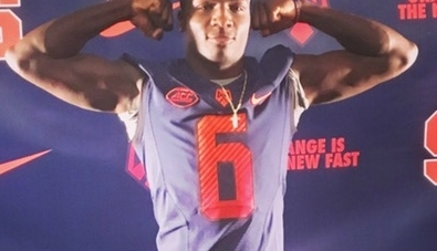 Syracuse Football Commit Trill Williams Chats With The Fizz