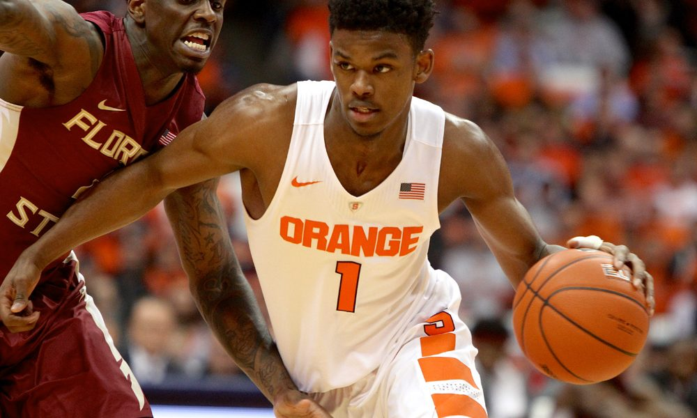 Syracuse Basketball Player Preview: Frank Howard – Orange ...
