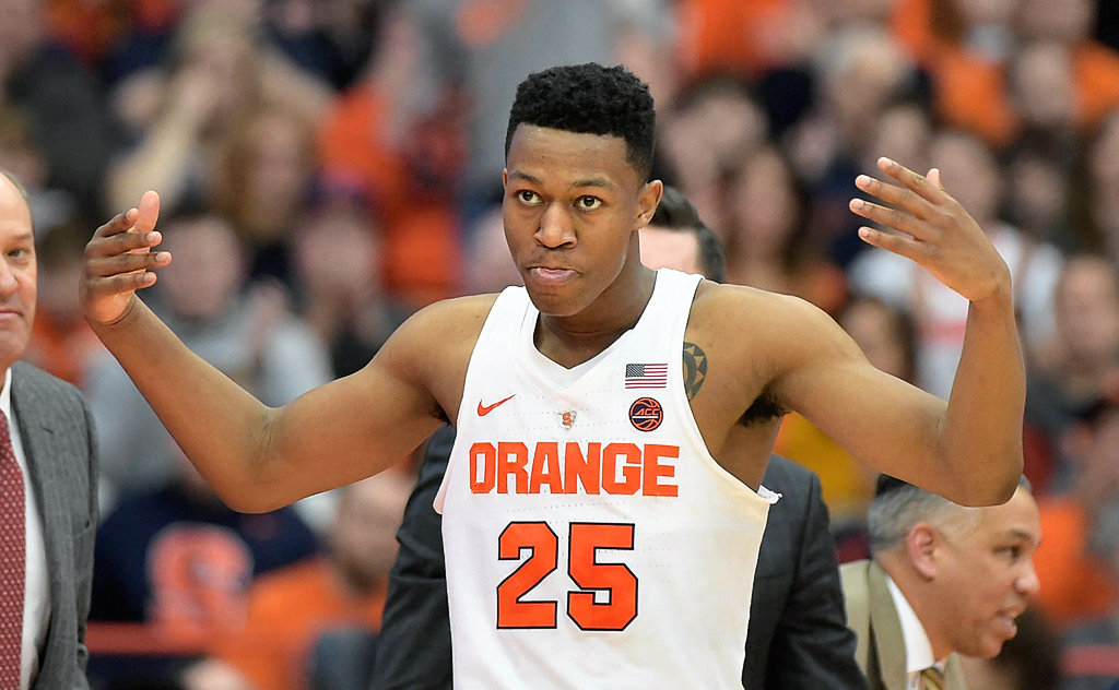Syracuse Basketball Player Preview: Tyus Battle – Orange ...