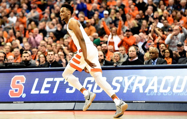 Syracuse Fires Up The Dome And Clobbers Boston College Orange Fizz