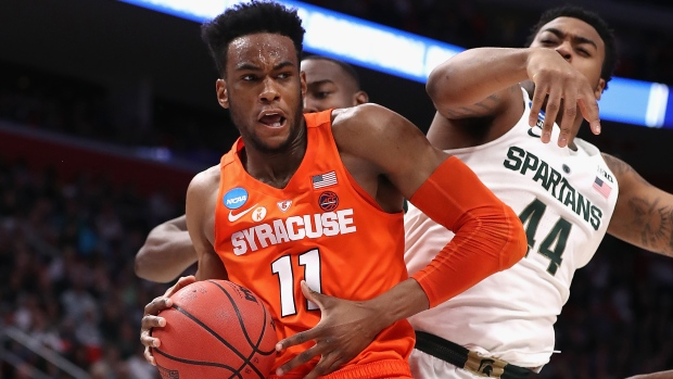TOSS UP: Why It's Better To Lose Tyus Battle To The NBA