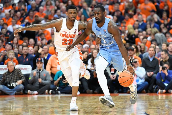 Rapid Reaction: Syracuse Overmatched, Prepared To Sweat It