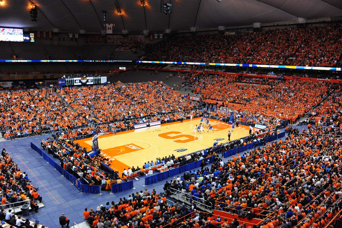 Where Does The Carrier Dome Rank In Travel Channel S Sweet