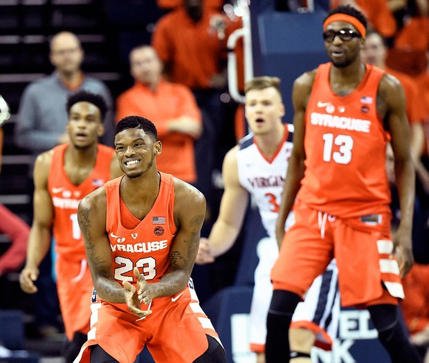 Here Are The Effects Of All Five Syracuse Basketball Starters