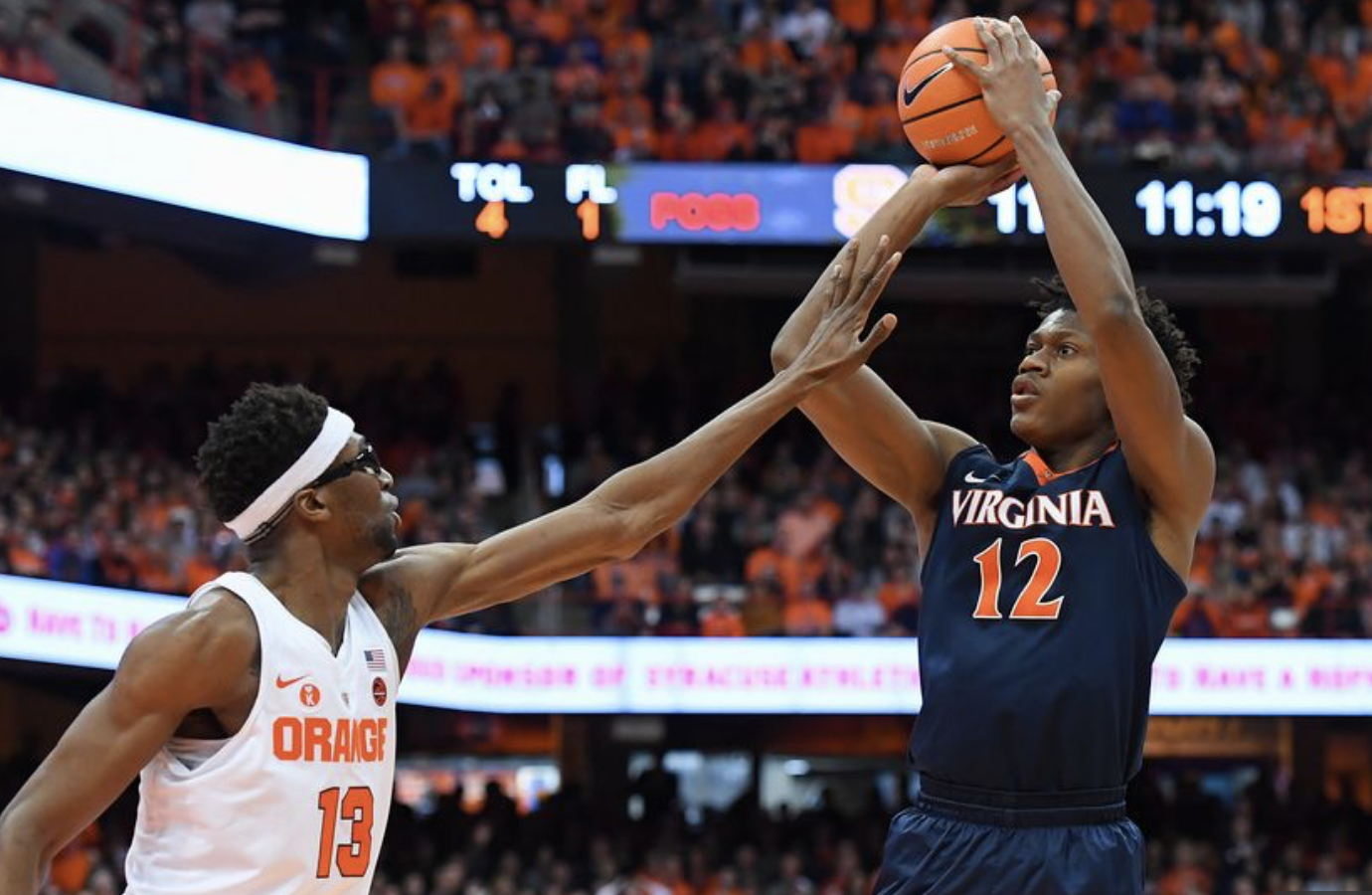 A Bittersweet Bite Out Of The Orange's Blowout Loss To