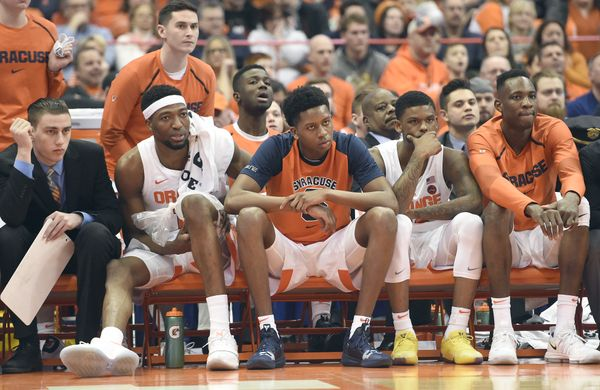 Syracuse's Tale Of Two Halves