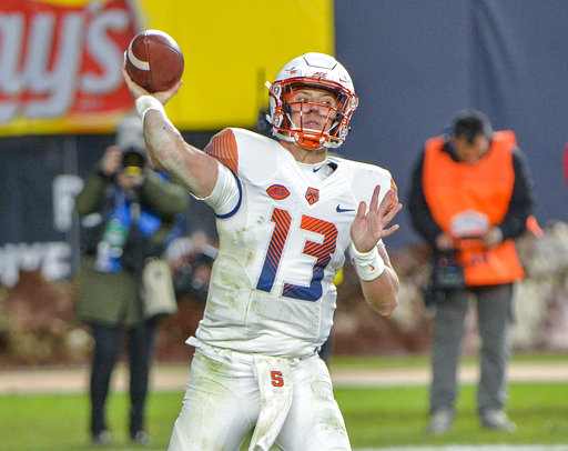 Reacting To The First Syracuse Football Depth Chart Of 2019
