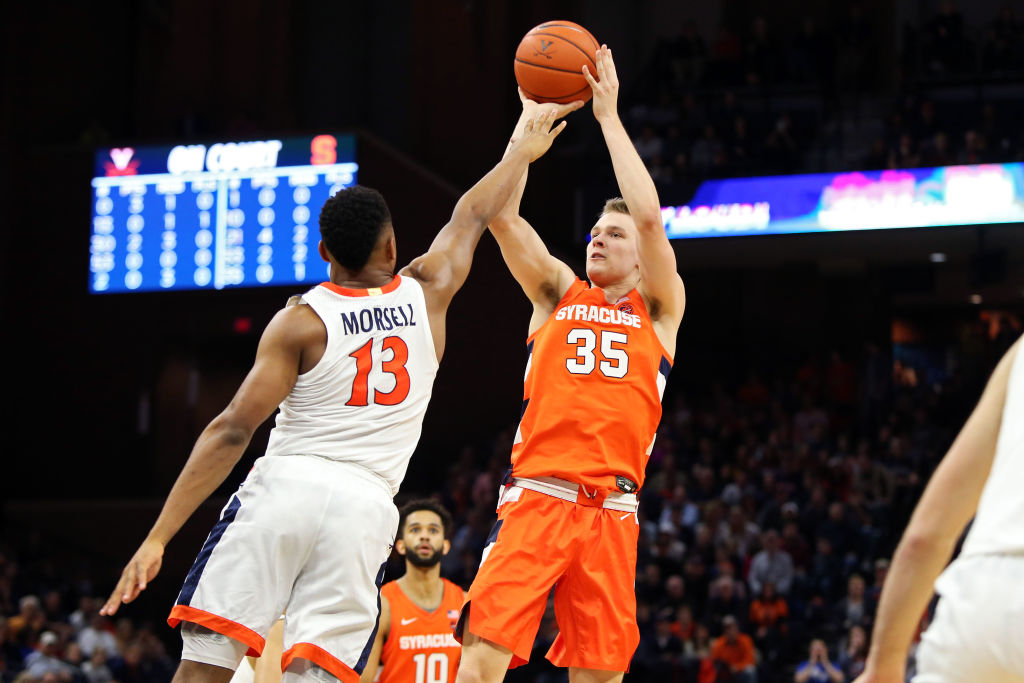 Syracuse Basketball Has Unique Chance To Rewrite Wrongs